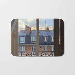 VIEWING PARIS Bath Mat