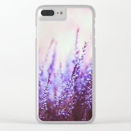 Autumn 2017 Clear iPhone Case
