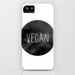 Vegan - Veganism iPhone Case