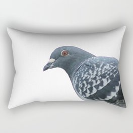 Peace Bird Rectangular Pillow