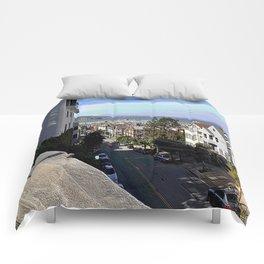 San Francisco 2 Comforters