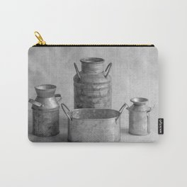 Four Tins Carry-All Pouch