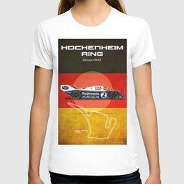 Hockenheim Racetrack Vintage T-shirt
