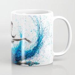 Luna Marina Ballet Coffee Mug