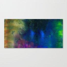Waterfall Rain Canvas Print