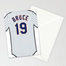 Jay Bruce Jersey Stationery Cards