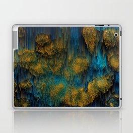 Molten - Abstract Pixel Art Laptop & iPad Skin