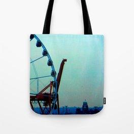 Cargosel Tote Bag