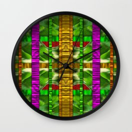 A gift Given of love Wall Clock