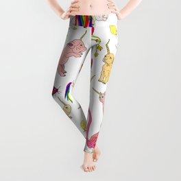 Unicorn Animals Leggings