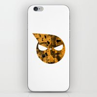 soul eater iPhone & iPod Skins featuring Soul Eater by Bradley Bailey