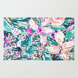 TROPICAL TREK FLORAL Rug