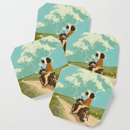 STORM CHASERS Coaster