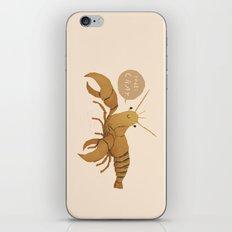 cray iPhone & iPod Skin