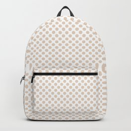 Mother of Pearl Polka Dots Backpack