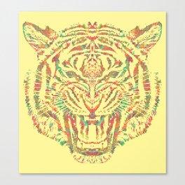 Wild Living Thing Canvas Print