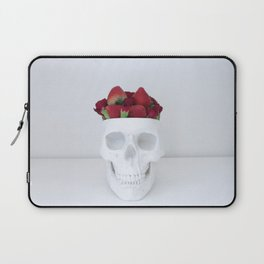 I like you. Can I eat your brain? Laptop Sleeve