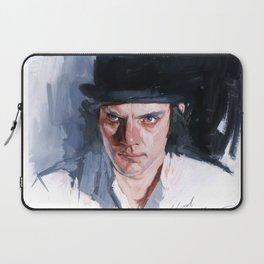 Malcolm McDowell Laptop Sleeve