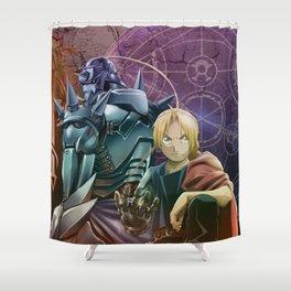 Fullmetal Alchemist Shower Curtain