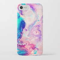 blush iPhone & iPod Cases featuring Blush by Kimsey Price