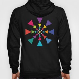 Triangle Dance Folly Hoody