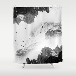 Kingdom of the 14th Shower Curtain