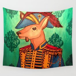 The Commodore Wall Tapestry