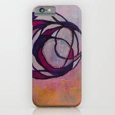 Pink Spiral iPhone 6s Slim Case