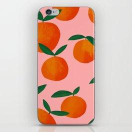 MANGO MANGO MANGO iPhone Skin