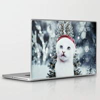 xmas Laptop & iPad Skins featuring ~Xmas by SOPHIA FREITAS