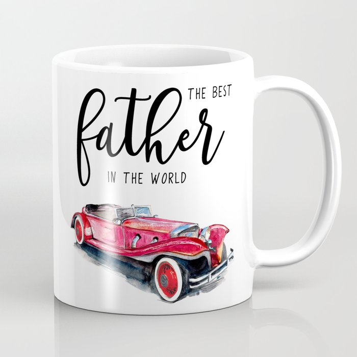 best father in the world father s day coffee mug by julianarw