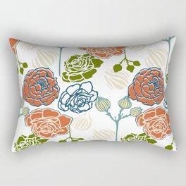Gardenia Light Rectangular Pillow