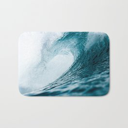 Big Crashing Wave Photograph Bath Mat