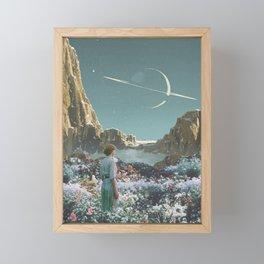 POSSIBLE WORLDS Framed Mini Art Print