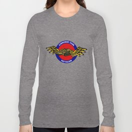 Tank with Wings Long Sleeve T-shirt