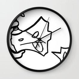c-clamp champ Wall Clock