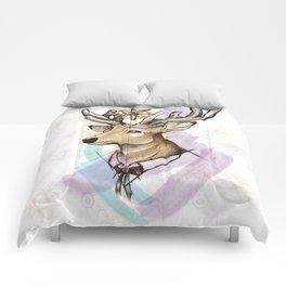 The atom Comforters
