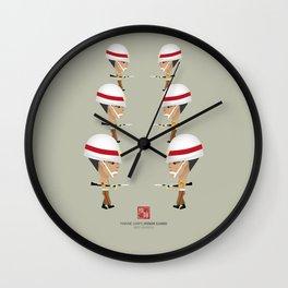 Honor Guard - SHTX Drill Wall Clock