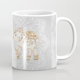 ALHAMBRA ELEPHANT GREY by Monika Strigel Coffee Mug