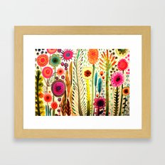 printemps Framed Art Print