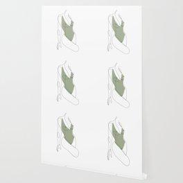 Matcha Nude Wallpaper