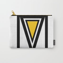 African colourful prints of geometry Carry-All Pouch
