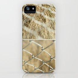 Contrast iPhone Case