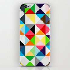 Geometric Morning iPhone & iPod Skin