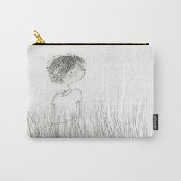 Tickling Wind Carry-All Pouch