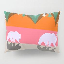 Bears walking home Pillow Sham