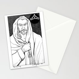The First King Stationery Cards