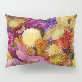 Happy Circadia FlowerParty Pillow Sham