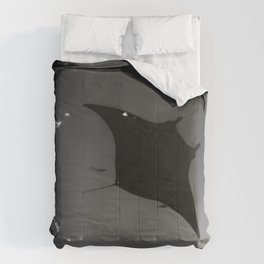 Manta and Divers Comforters