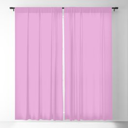 From The Crayon Box – Inspired by Razzle Dazzle Rose - Pastel Purple Solid Color Blackout Curtain